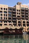 Madinat Jumeirah in Dubai — Stock Photo