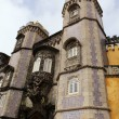 Stock Photo: Palacio dPena, Sintra, Portugal