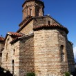 Stock Photo: Church of St. Naum on Ohrid Lake, Macedonia