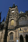 Katedrála svatého víta, praha — Stock fotografie