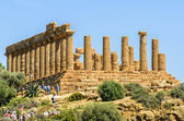 Juno temple, agrigento, i̇talya — Stok fotoğraf