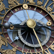 Zodiac clock — Stock Photo #17820921