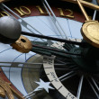 Zodiac clock — Stock Photo #17820967