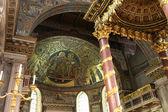 Santa maria maggiore-kyrkan i rom, italien — Stockfoto