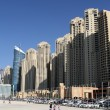 Stock Photo: Jumeirah Beach in Dubai