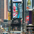 Times Square in New York City — Foto de Stock