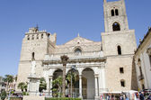 Monreale cathedral in Palermo, Italy — Stock Photo