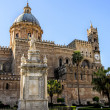 Palermo cathedral - Foto de Stock