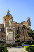 Palermo cathedral — Stockfoto