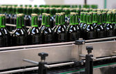 Bottling plant — Stock Photo