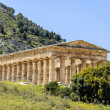 Doric Temple in Segesta, Sicily, Italy -  