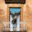 Royalty-Free Stock Photo: Sicilian window