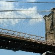 Brooklyn bridge — Stock Photo #18633581