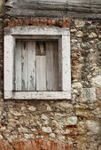 Lisbon window — Stock Photo