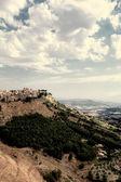 Enna, Sicily — 图库照片