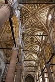 Kostel svatého anastasia ve veroně, — Stock fotografie