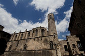 Santa Maria del Mar in Barcelona — Stock Photo
