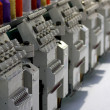Embroidery machine - Stockfoto