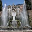 Villa d'Este in Tivoli, Italy — Stock Photo