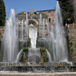 Stock Photo: Villd'Este in Tivoli, Italy