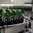Bottling plant - Stock Photo