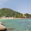 Thailand beach — Stock Photo #20500793