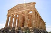 Tapınak concordia agrigento, i̇talya — Stok fotoğraf