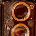 Vintage camera — Stock Photo #22015663