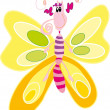 Butterfly — Stock Vector #22287493