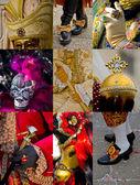 Venetian carnival — Stock fotografie