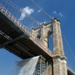 Brooklyn bridge — Stock Photo #22765836