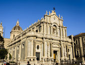 Duomo in Catania, Italy — Stock Photo