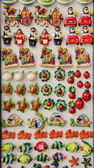 Various souvenirs — Stockfoto
