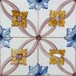 Lisbon tiles — Stock Photo #23943943
