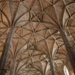 Mosteiro dos Jeronimos (Jeronimos Monastery), Lisbon — Stock Photo