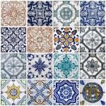 Lisbon tiles — Stock Photo #23955145