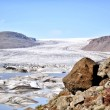 Iceland glacier — Stock Photo #24571305