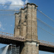 Brooklyn bridge — Stock Photo #25757761