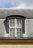 Paris window — Stock Photo