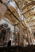 St. Anastasia church in Verona — Foto Stock