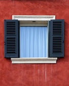 Window from Venice, Italy — Stockfoto