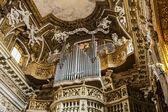 Santa maria della vittoria, em Roma, Itália — Fotografia Stock
