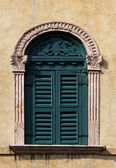 Venedig fönster — Stockfoto