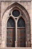 Trefoldighetskirken (Holy Trinity Church) in Oslo, Norway — Photo