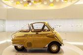 BMW 1955 Isetta in BMW Museum, Munchen — Stock Photo