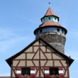 Stock Photo: Nuremberg castle in Germany