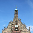 Stock Photo: Frauenkirche, Nuremberg
