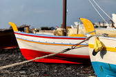 Boats in Sicily — Stock Photo