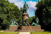 Bismarck Memorial in Berlin, Germany — Stock Photo