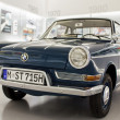 Stock Photo: BMW 700 (1964) in BMW Museum, Munich